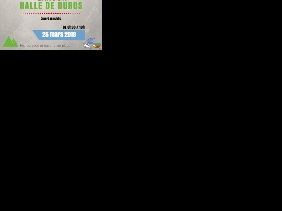 COMPÉTITION DÉPARTEMENTALE DE DIFFICULTÉ